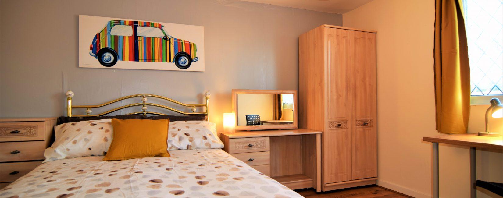 Five Beds (8 guests)